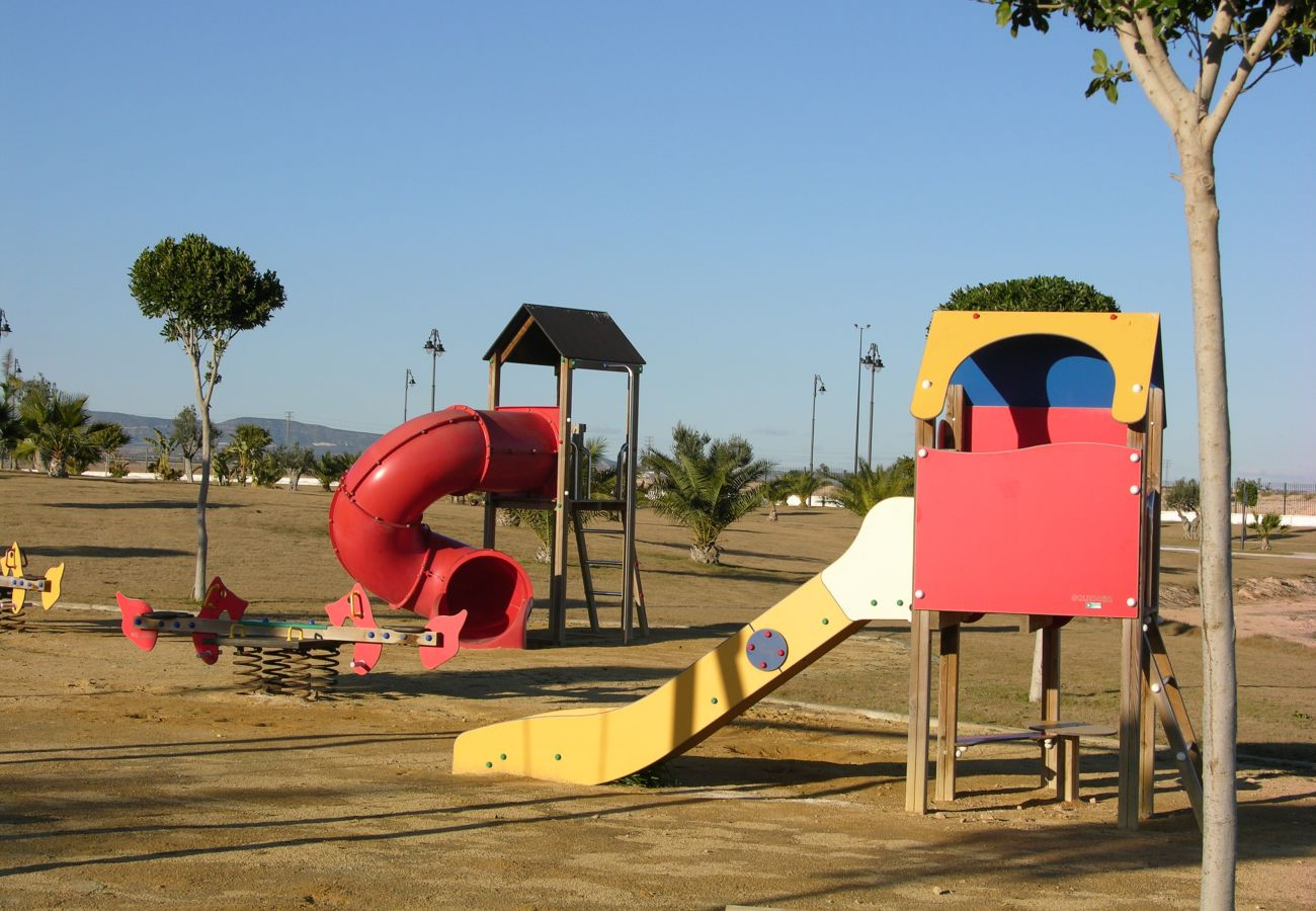 Beautiful playing area for kids