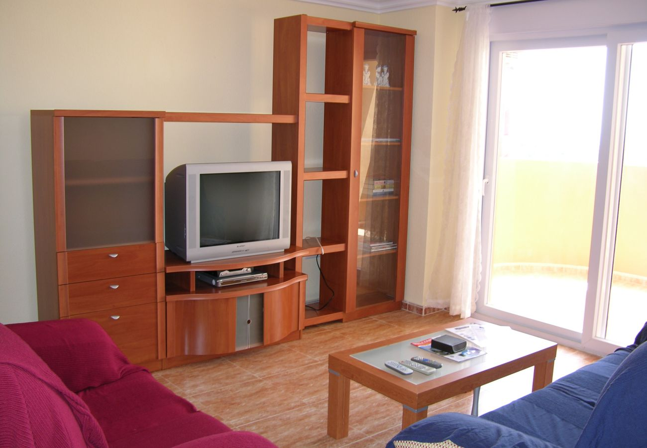 Spacious and well equipped living room - Resort Choice