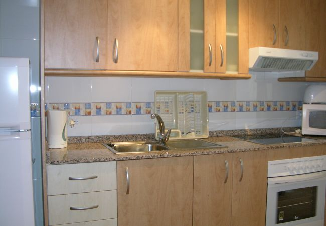 Spacious kitchen with all modern kitchen ware - Resort Choice