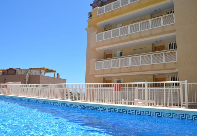 Apartment in Cabo de Palos - Parque Marino - 5206