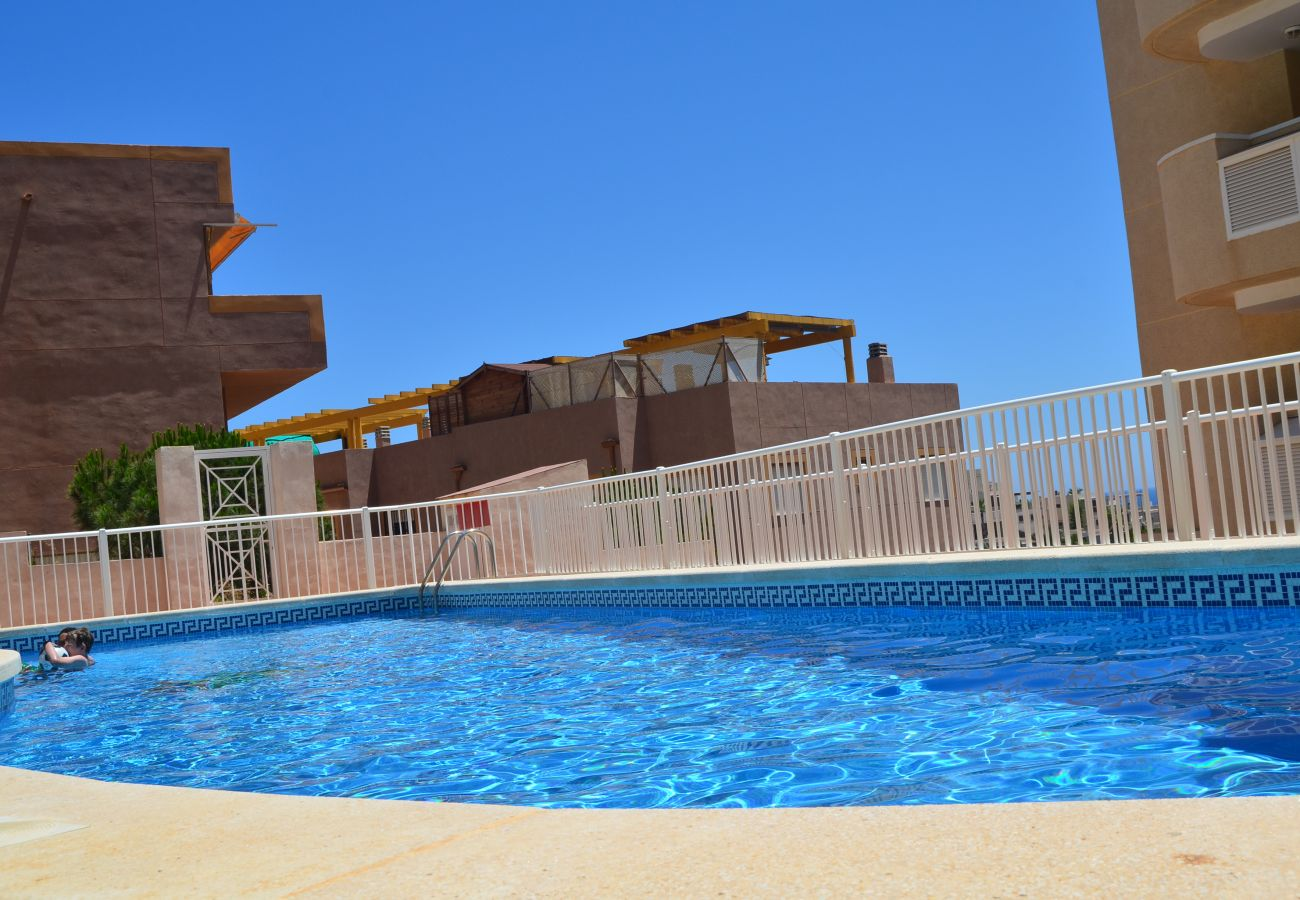 Large Swimming pool in Parque Marino Complex - Resort Choice