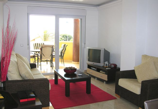 Modern living room well equipped - Resort Choice