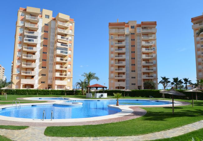 Apartment in La Manga del Mar Menor - Puertomar - 250