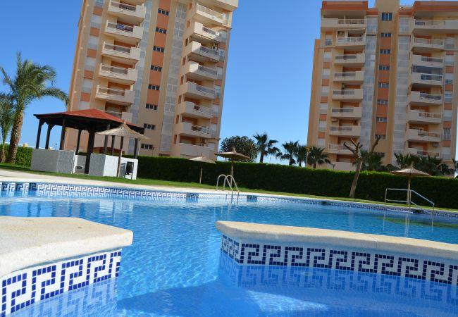 Beautiful swimming pool in Puertomar Complex - Resort Choice