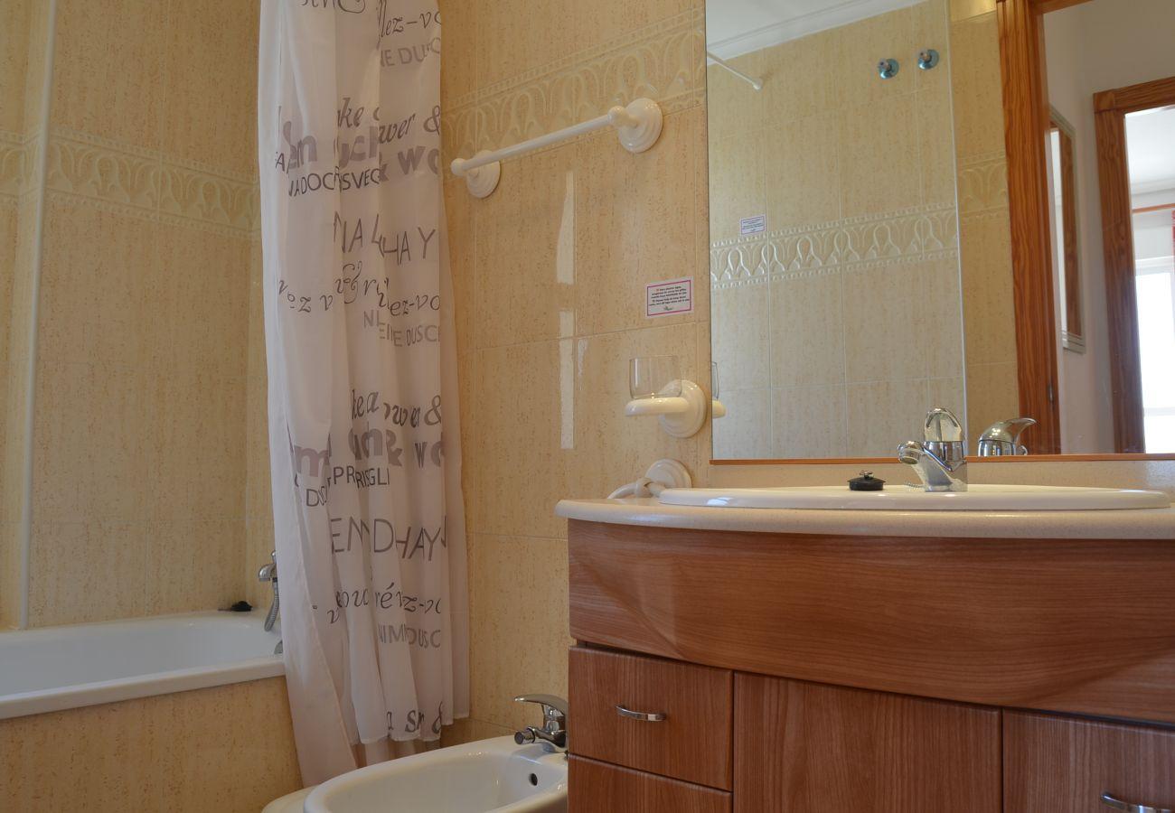 Luxurious Bathroom of Puertomar Apartment