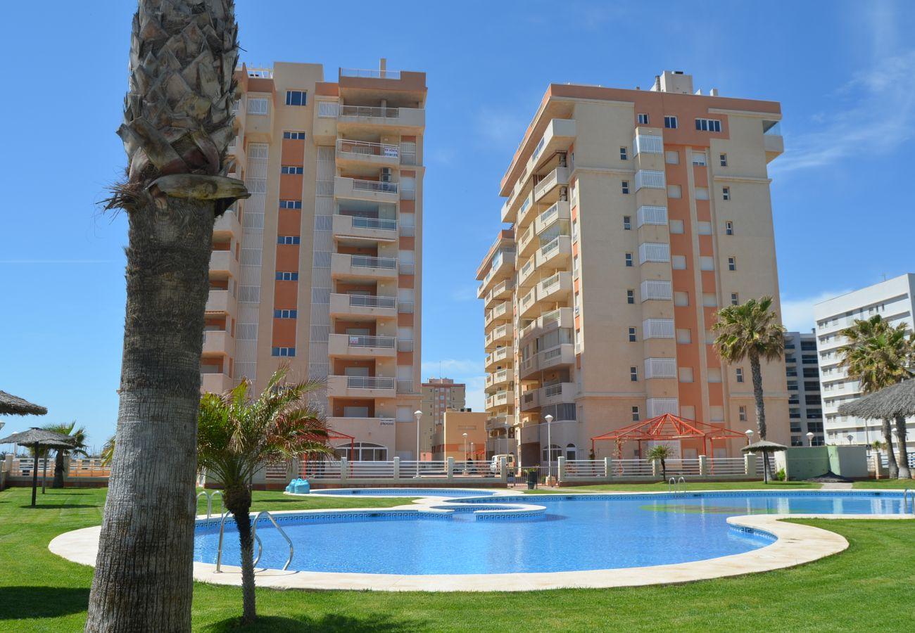 Beautiful Swimming Pool of Puertomar Apartment