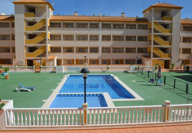 Apartment in Mar de Cristal - Ribera Beach 1 - 3107
