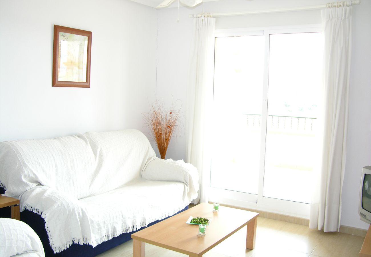 Beautiful Living Room of Puertomar Apartment