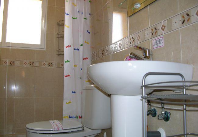 Beautiful Bathroom of Ribera Beach Apartment