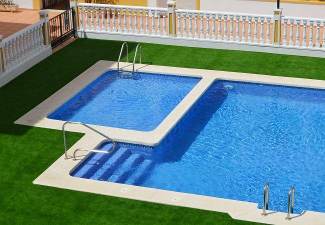 Beautiful Swimming Pool of Ribera Beach Apartment