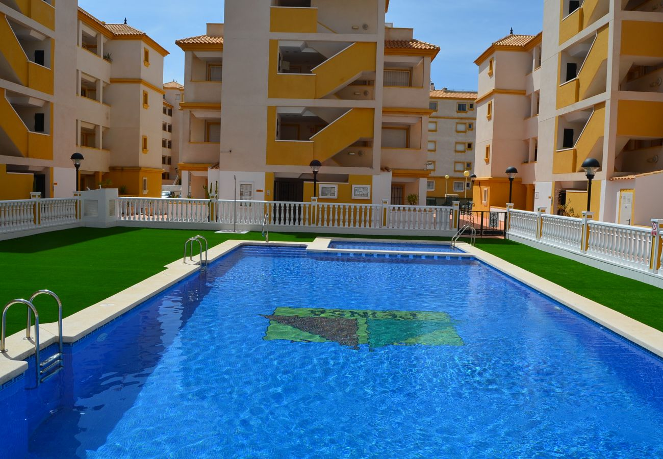 Beautiful Swimming Pool of Ribera Beach Apartment