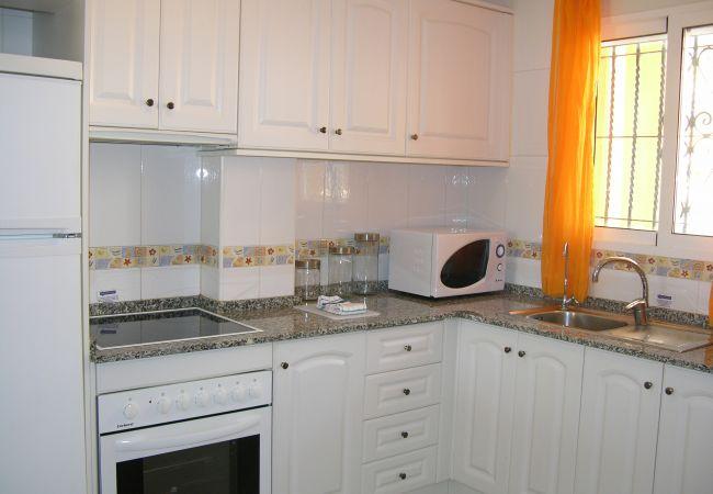 Modern Kitchen of Ribera Beach Apartment