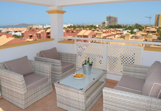 Apartment in Mar de Cristal - Ribera Beach 2 - 8505