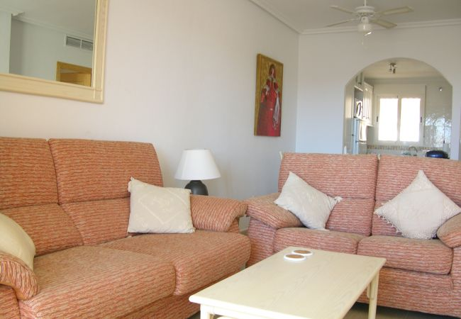 Beautiful Living Room of Ribera Beach Apartment