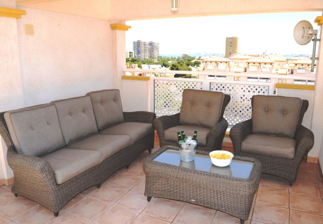 Apartment in Mar de Cristal - Ribera Beach 3 - 4007