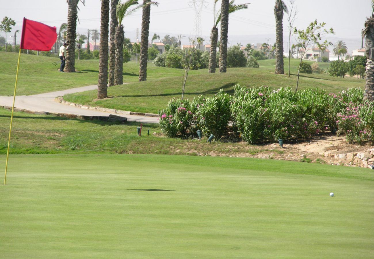 Beautiful Playing Area at Roda Golf Resort