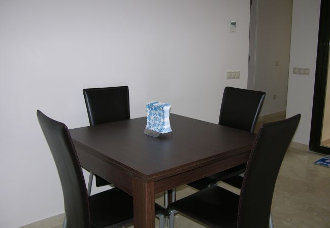 Beautiful Dining Room of Roda Golf Resort