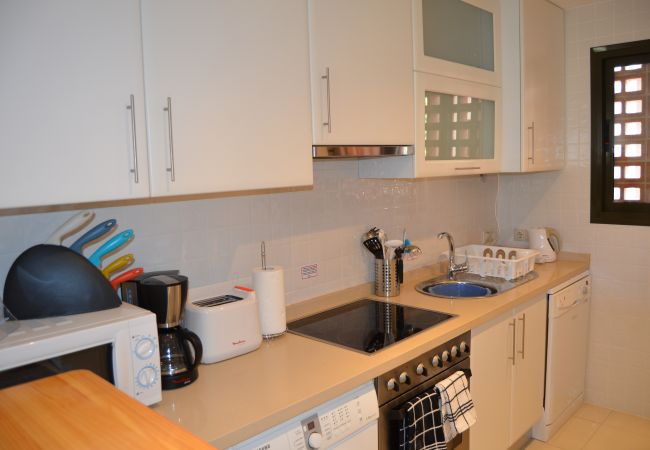 Fully Equipped Kitchen of Roda Golf Resort