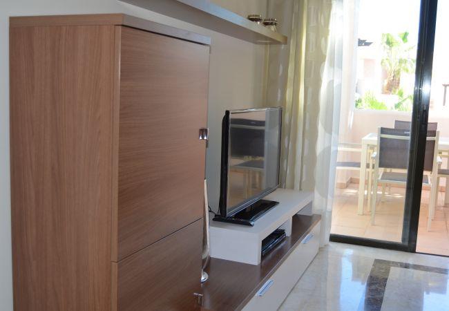 Beautiful Living Room of Roda Golf Resort