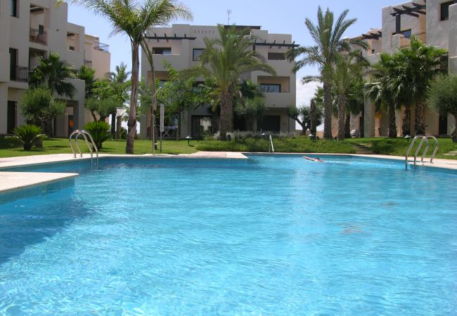 Beautiful Swimming Pool of Roda Golf Resort