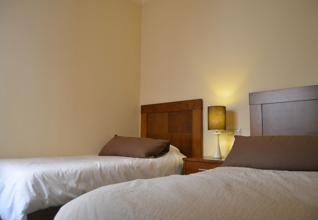 Beautiful Double Bedroom of Ribera Golf Resort