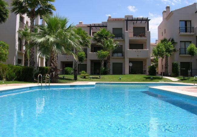 Beautiful Swimming Pool of Roda Golf Resort