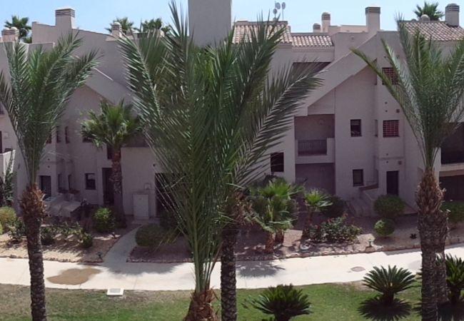 Beautiful Exterior of Roda Golf Resort