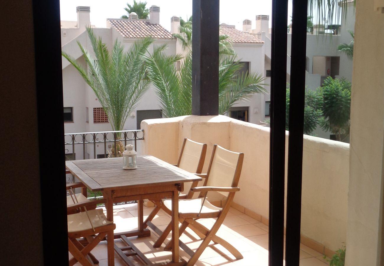 Beautiful Balcony of Roda Golf Resort
