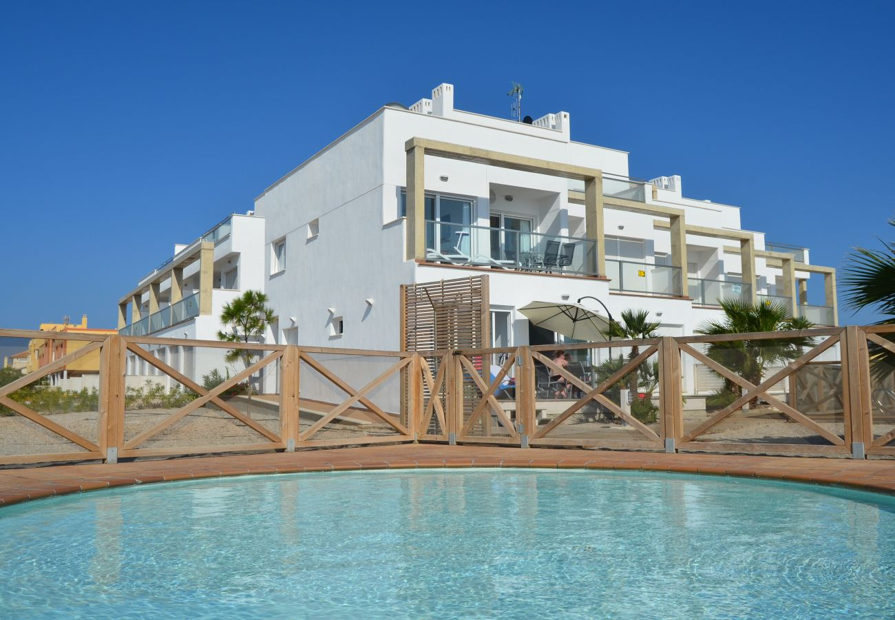 Exterior area of Arenales Complex - Resort Choice
