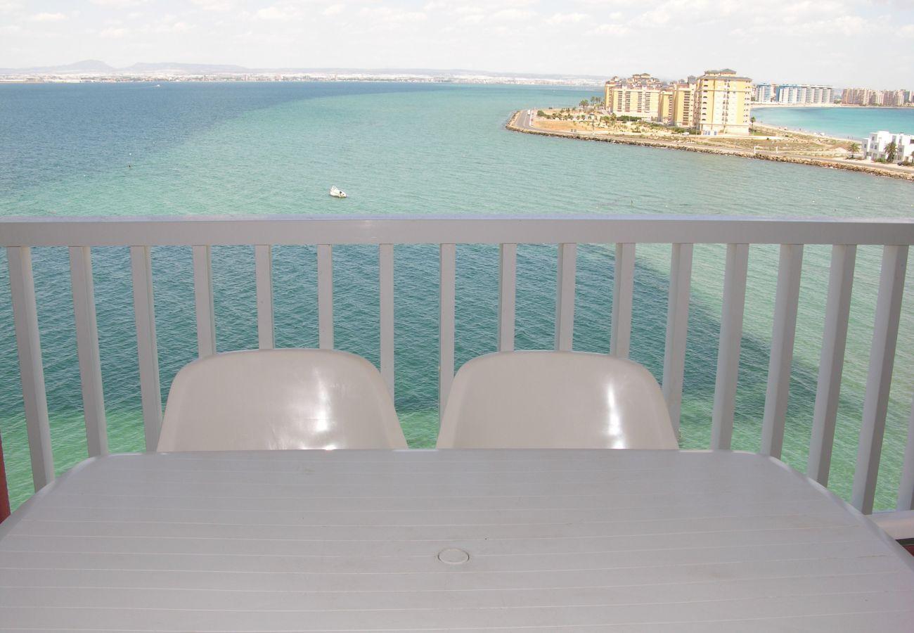 Lovely Balcony of Seychelles Apartment