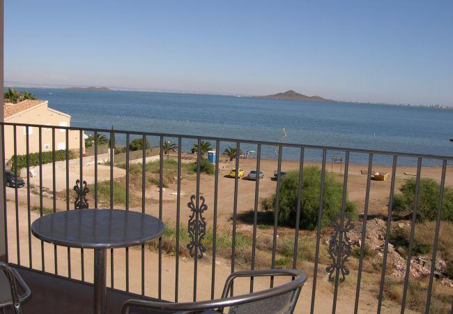 Spacious balcony with beautiful views - Resort Choice