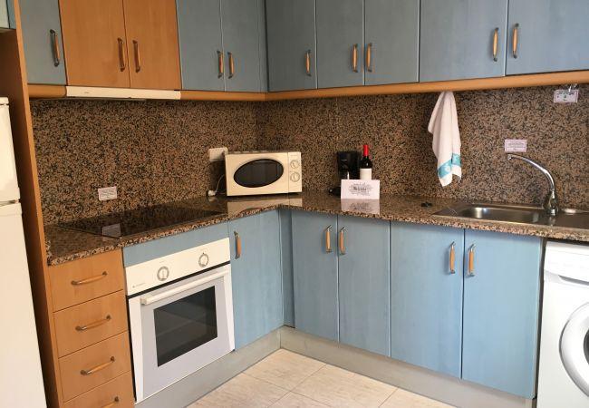 Modern kitchen with latest appliances - Resort Choice