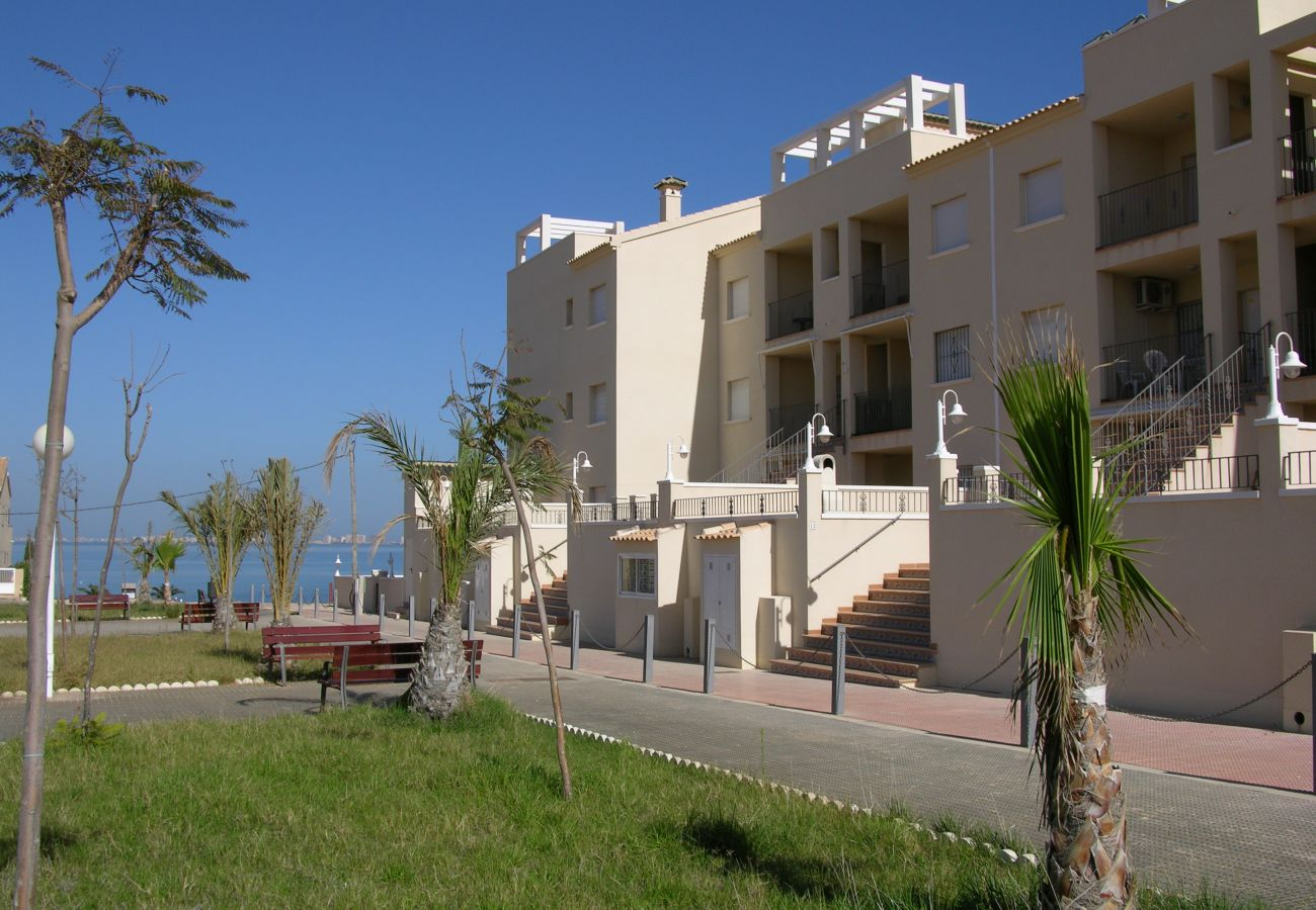 Front view of ground floor apartment - Resort Choice