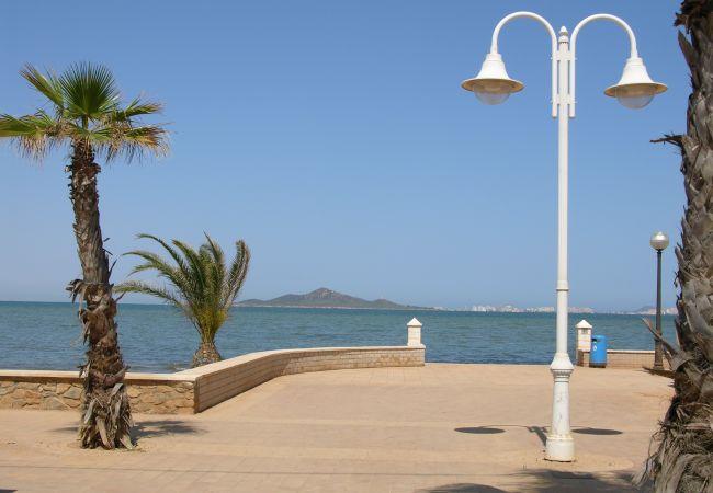 Los Nietos beach with public park - Resort Choice