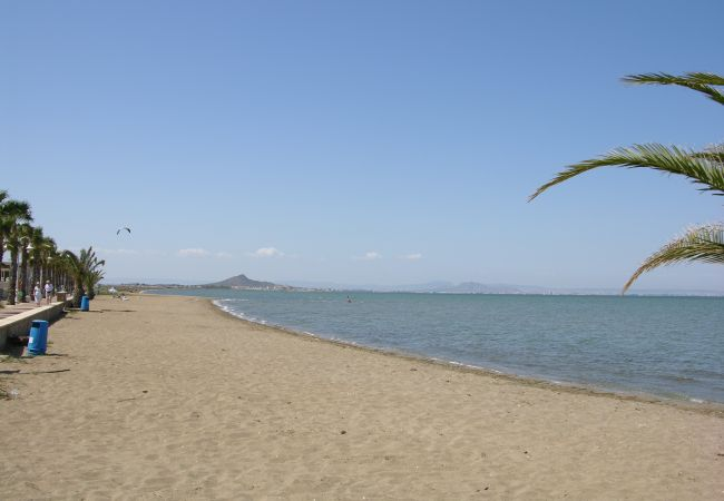 Beach area of Los Nietos - Resort Choice