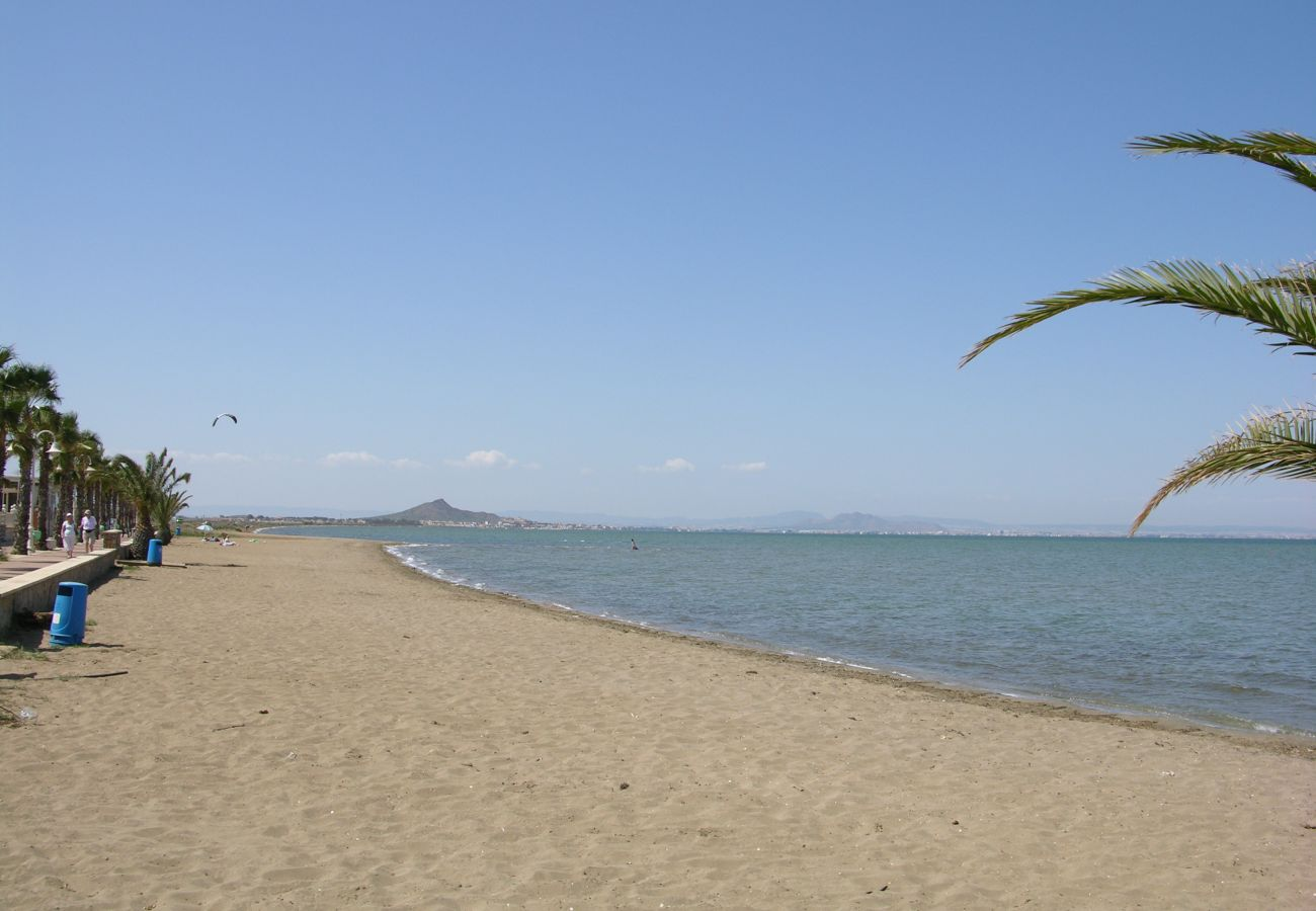 Beach area of Los Nietos - Resort Choice