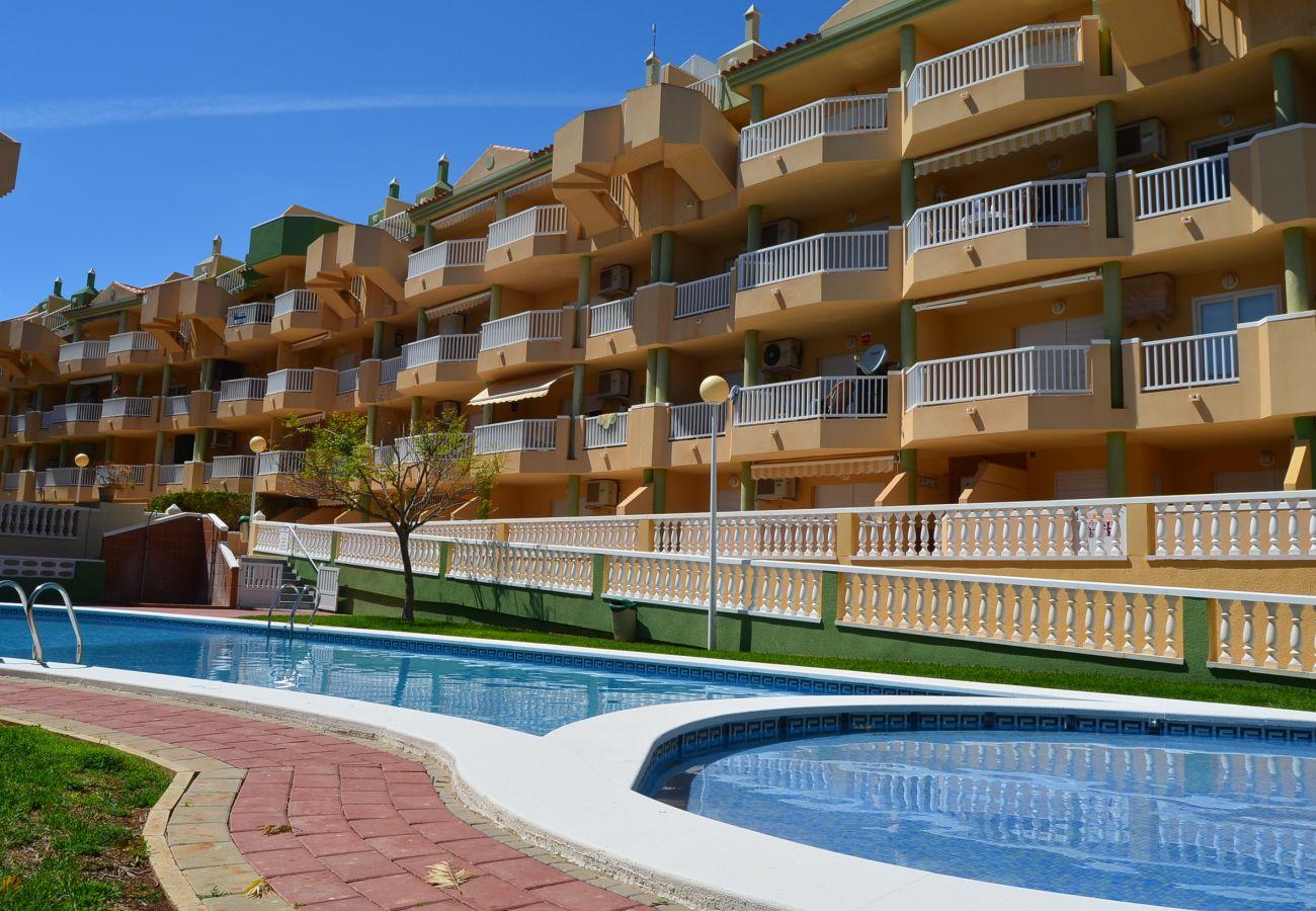 Exterior of Villas de Frente - Resort Choice