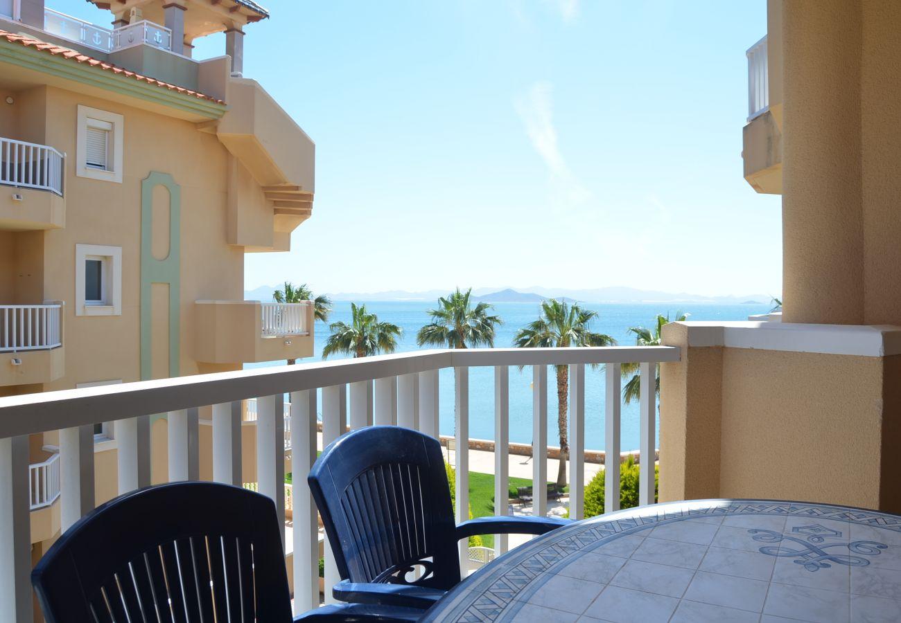 Beautiful sea views apartment's from balcony - Resort Choice