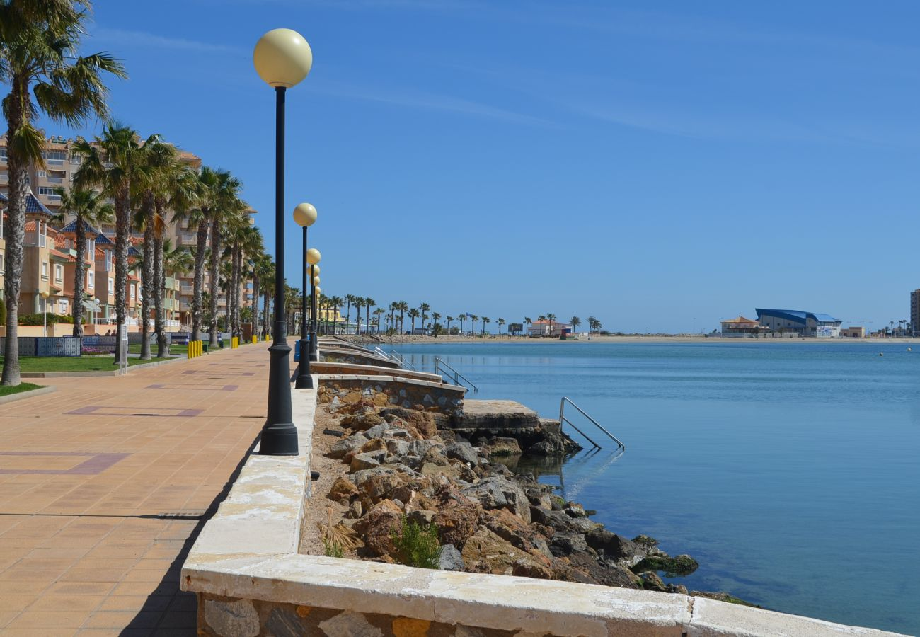 Mar Menor Beaches near apartment rental - Resort Choice
