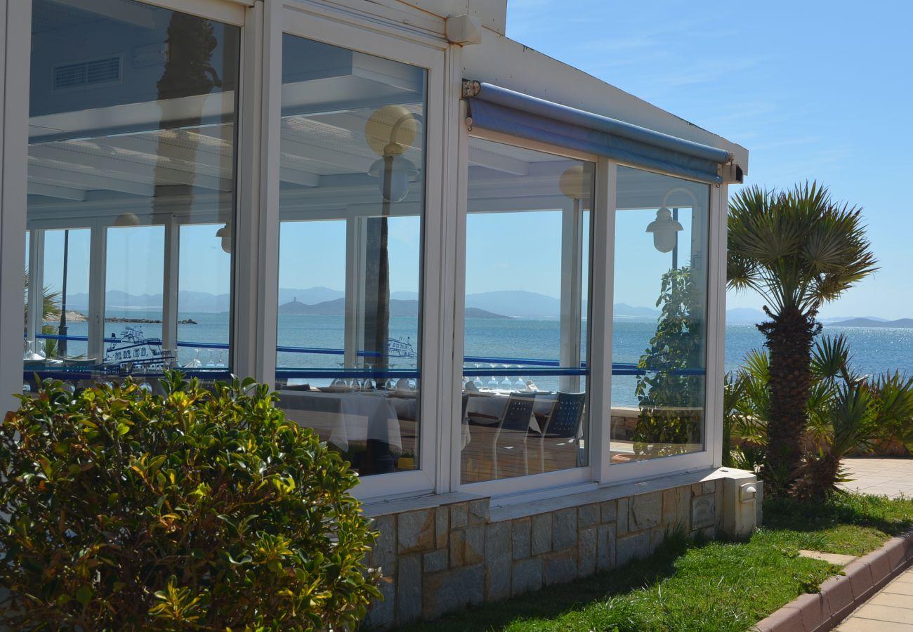 Restaurant close to Villas de Frente apartment - Resort Choice