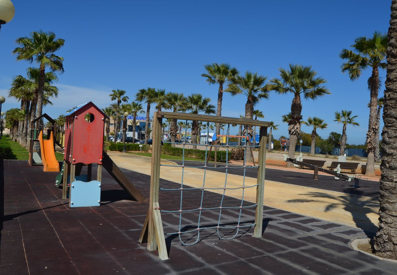 Villas de Frente Play area close to apartment - Resort Choice