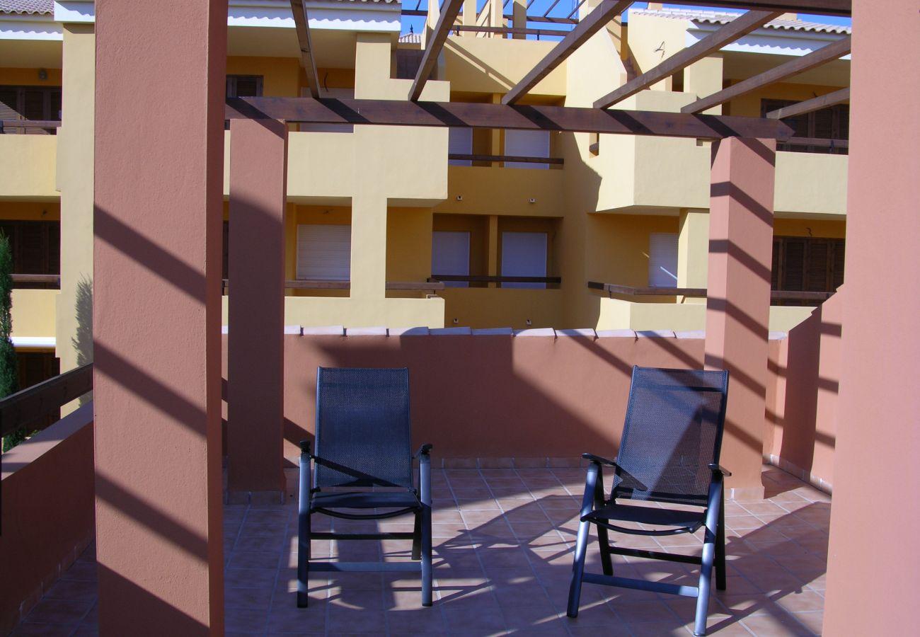 Mar de Cristal Bungalow with spacious roof terrace -  Resort Choice