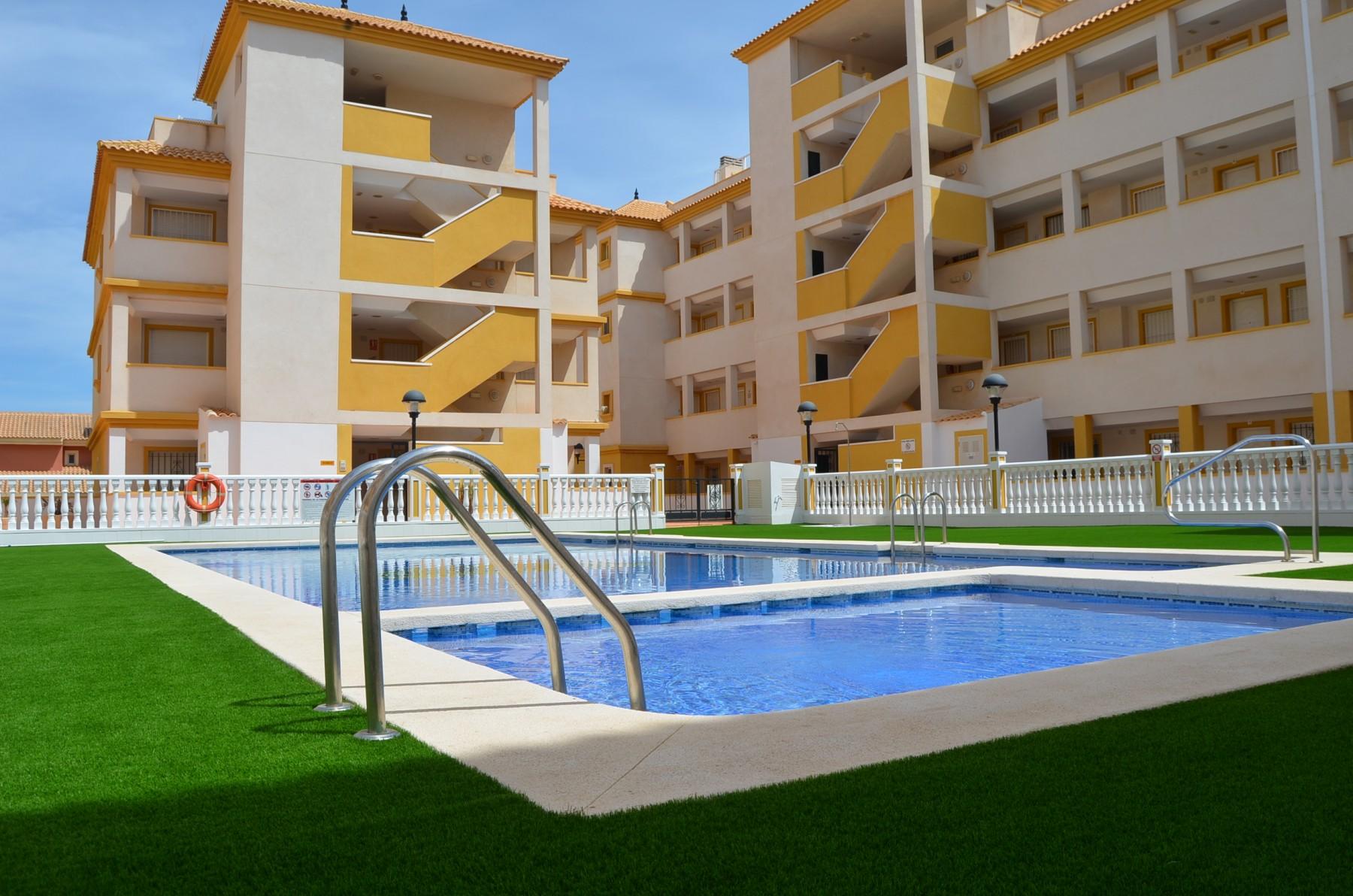 Penthouse Apartment Roof Terrace Sea View Communal Pool # Muebles Dous Murcia