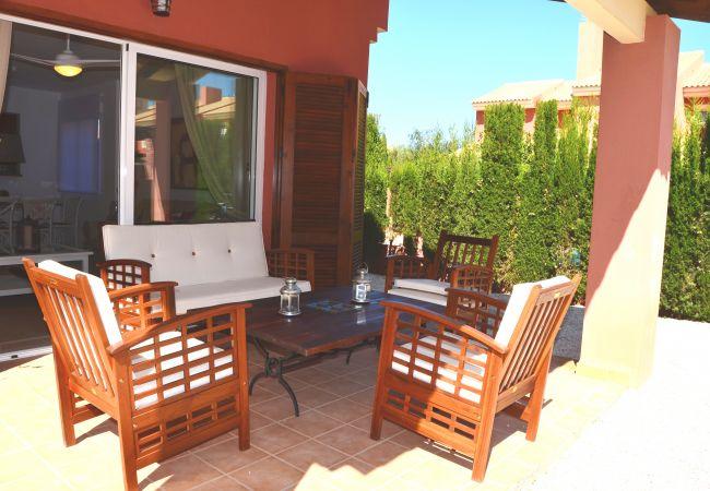 Spacious terrace with good sitting arrangement - Resort Choice