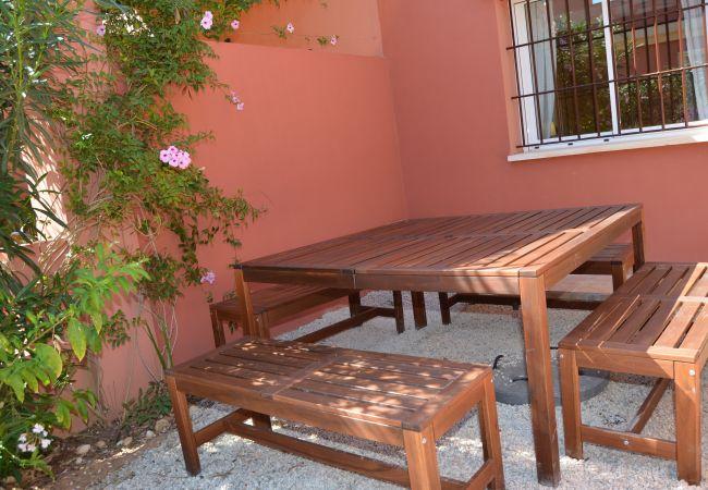 Open terrace with multi purpose sitting area - Resort Choice