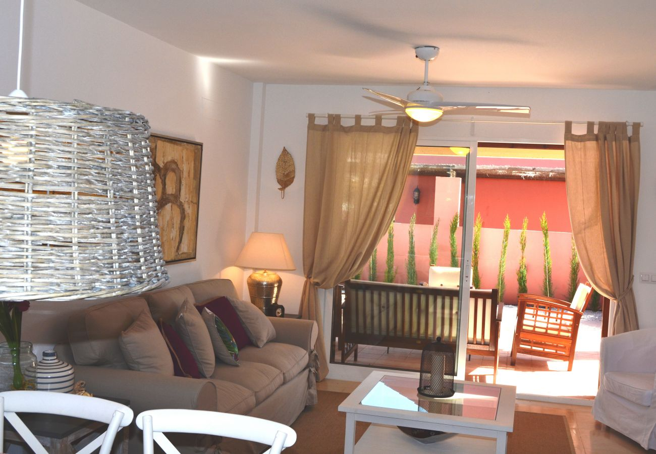 Luxurious and well equipped living room - Resort Choice