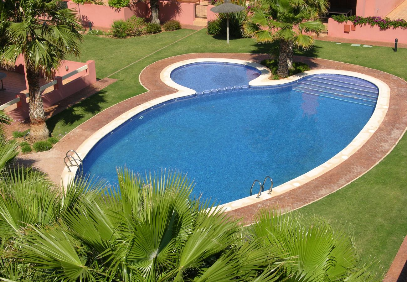 Arona1 complex with outdoor large swimming pool - Resort Choice