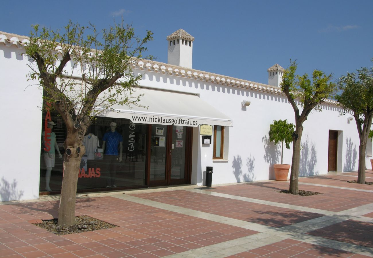 Coffee place of Hacienda Riquelme Golf Resort