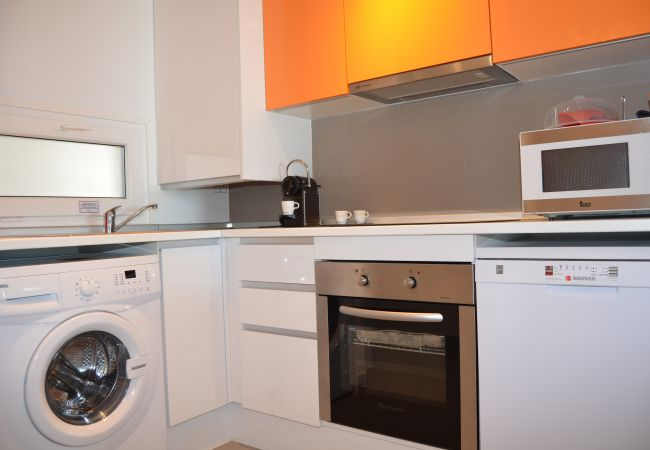 Spacious and well equipped kitchen - Resort Choice