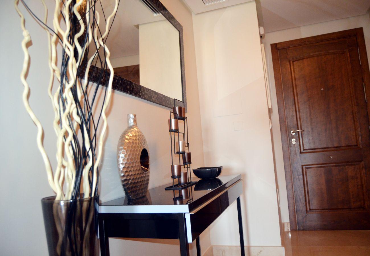 Apartment in La Manga Club - Buena Vista - 7708